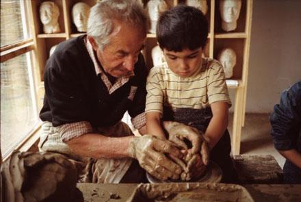 Trăirea ceramicii