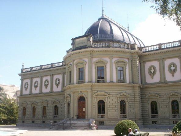 Muzeul Ariana, Geneva
