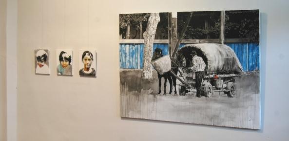 În miezul lucrurilor - Galerist Alina Cristescu, Cluj, 2011