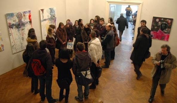 În miezul lucrurilor Cluj, 2011, curator Ileana Pintilie