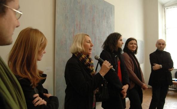 În miezul lucrurilor - curator Ileana Pintilie (vernisaj Cluj, 2011)