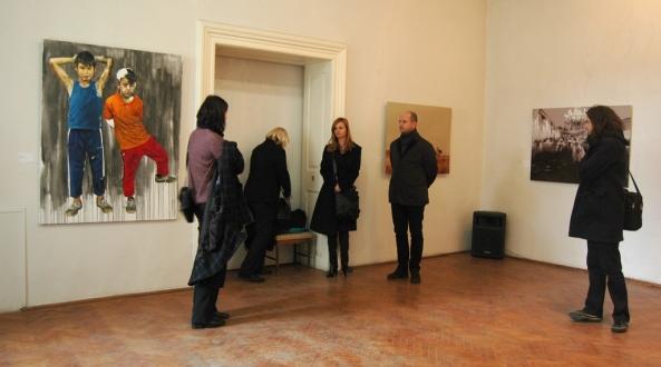 Cluj 2011 - În miezul lucrurilor (curator Ileana Pintilie)
