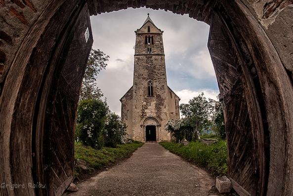 Biserica din Sântamarie Orlea (Foto Grigore Roibu)