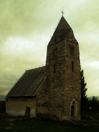 Biserica din Strei (Foto Grigore Roibu)