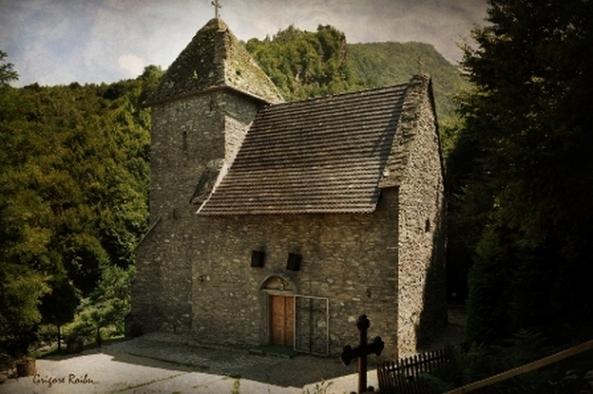 Biserica Colț (Foto Grigore Roibu)