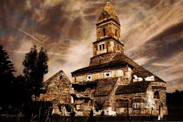Biserica din Densuș (Foto Grigore Roibu)