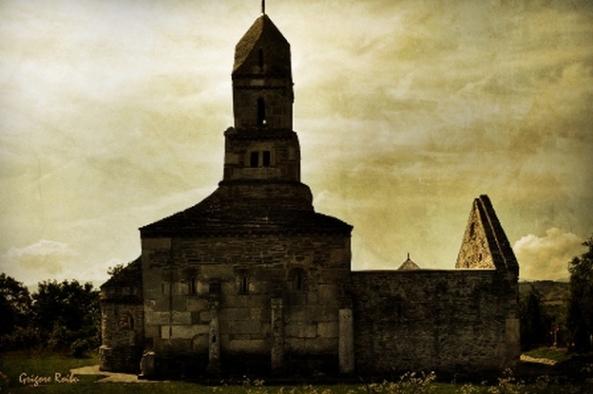 Biserica Sfântul Nicolae din Densuş (Foto Grigore Roibu)