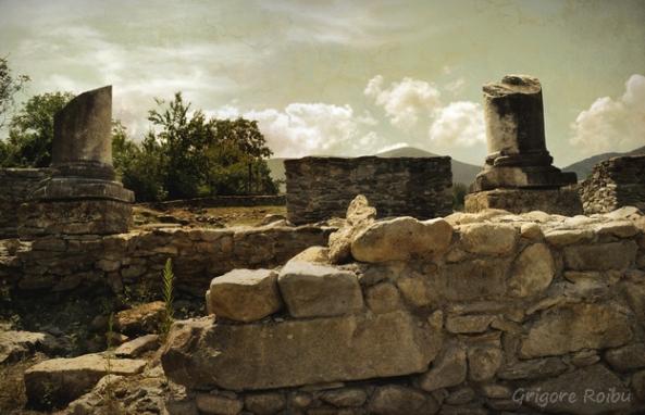 Samizegetusa Ulpia Traiana Augusta - Forumul (Foto Grigore Roibu)