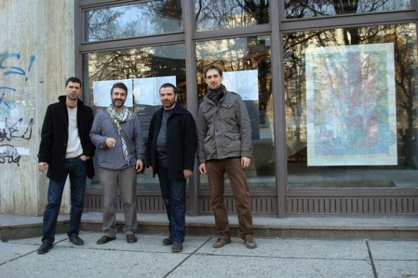 2 Ciprian Bodea, Marian Dobre, Andrei Rosetti, Sorin Scurtulescu net