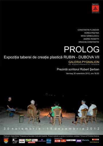 Expoziţia Taberei de Creaţie Plastică Rubin – Dubova