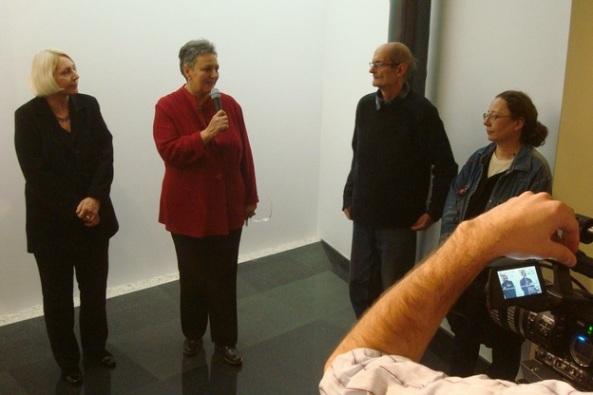 12. Ileana Pintilie, Sorina Jecza, Ion Grigorescu, Ruxandra Grigorescu