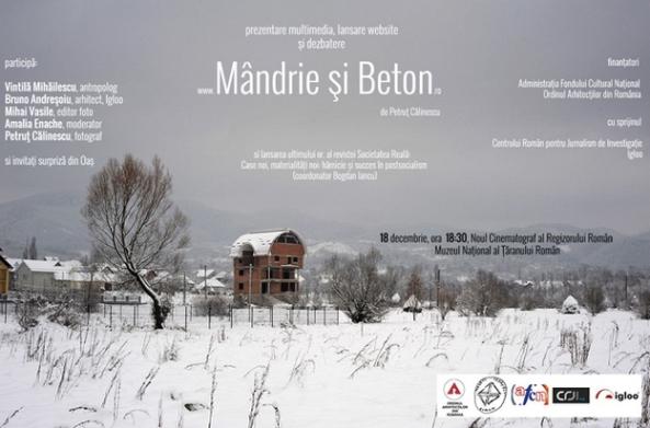 Mandrie si Beton, MTR