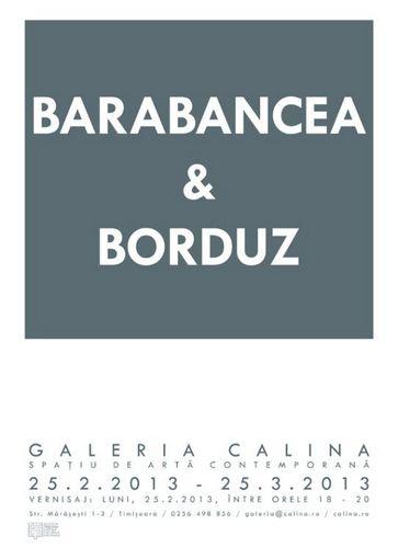 Borduz /Barabancea, Galeria Calina