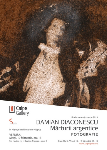 Damian Diaconescu - Mărturii argentice