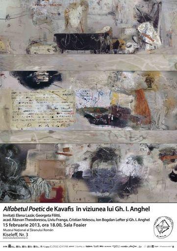 Gh. I. Anghel - afis