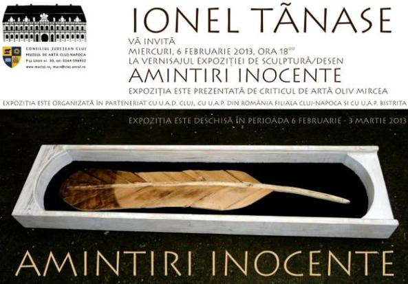 Ionel tanase - afis