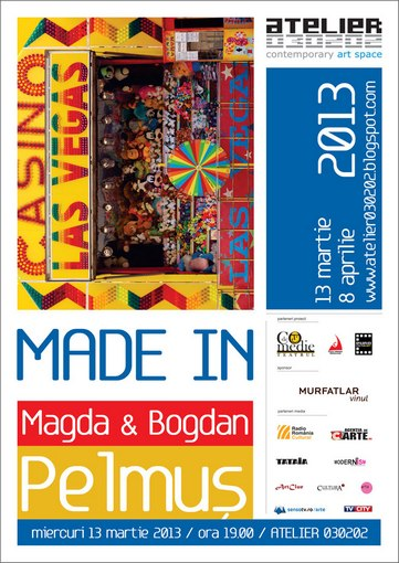 Magda & Bogdan Pelmuș - Made in / Atelier 030202