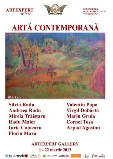 arta contemporana