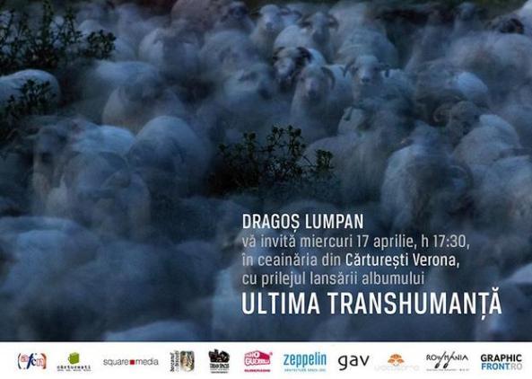 Dragos Lumpan - Ultima transhumanta