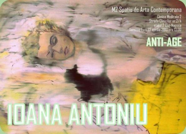 Ioana Antoniu - Anti-age