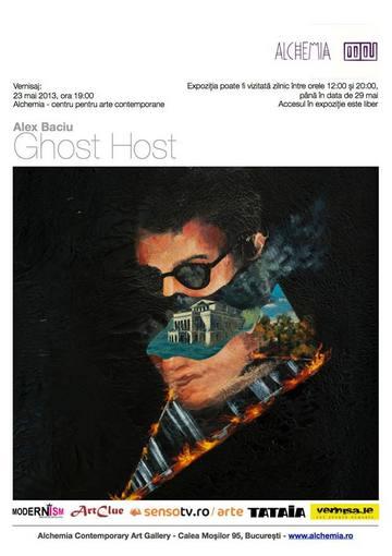 Alexandru Baciu- Ghost Host