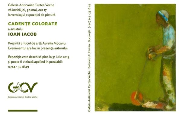Ioan Iacob - Cadente colorate