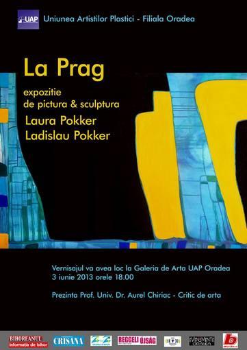Laura şi Ladislau Pokker- La prag