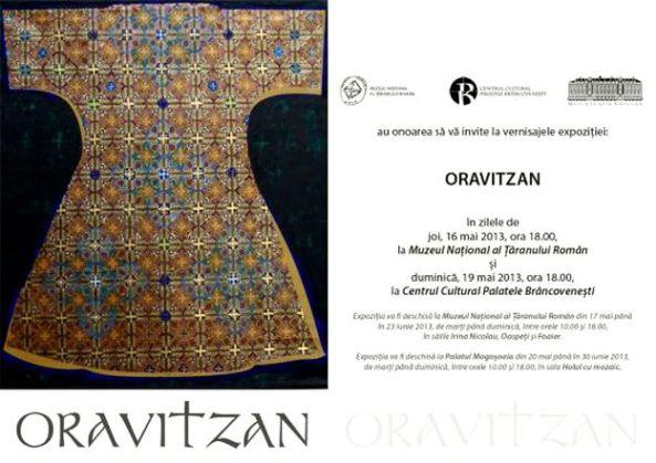 Silviu Oravitzan - invitatie