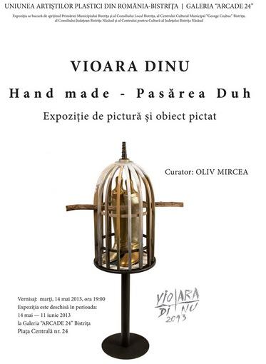 Vioara Dinu - Hand Made Pasarea Duh