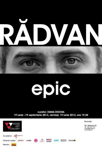 Alexandru Radvan - Epic