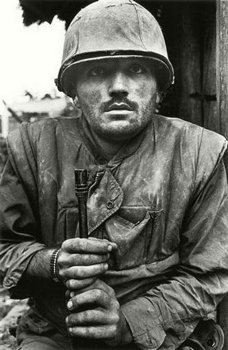 Don McCullin - South Vietnam (Sursa foto: www.newyorker.com)
