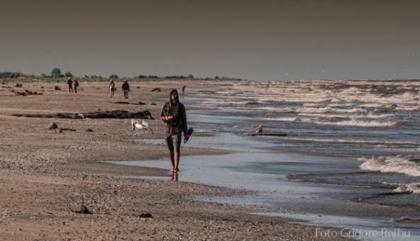 Plaja de la Sf Gheorghe