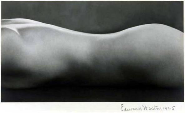 Edward Weston - Nud