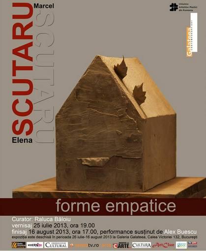 Elena și Marcel Scutaru- Forme empatice