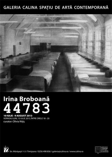 Irina Broboana- 44783