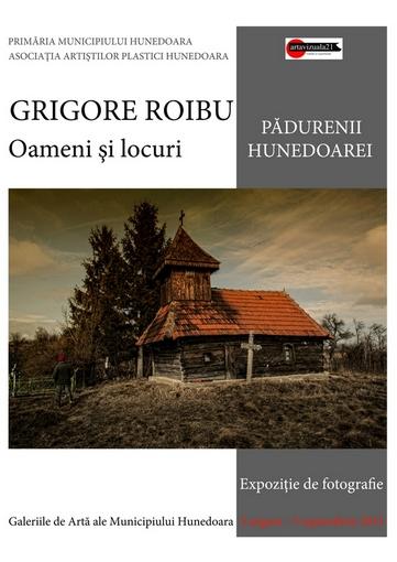 Grigore Roibu - Oameni si locuri - Padurenii Hunedoarei