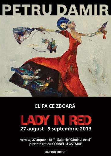 Petru Damir - Clipa ce zboară, Lady in Red