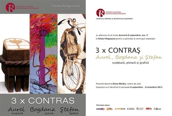 3 Contras