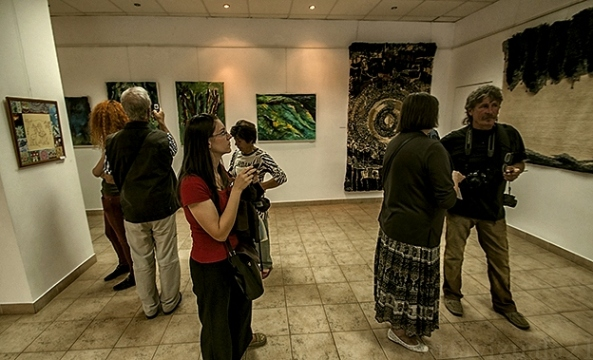 6 Ernest Kovacs si invitatii - Foto artavizuala21