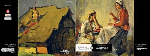 Coperta catalog Goldart