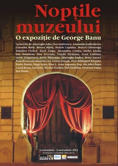 George Banu - Noptile muzeului