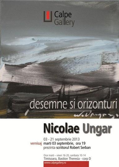 Nicolae Ungar -afis