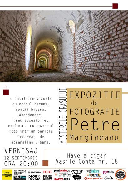 Petre Margineanu - Misterele orasului