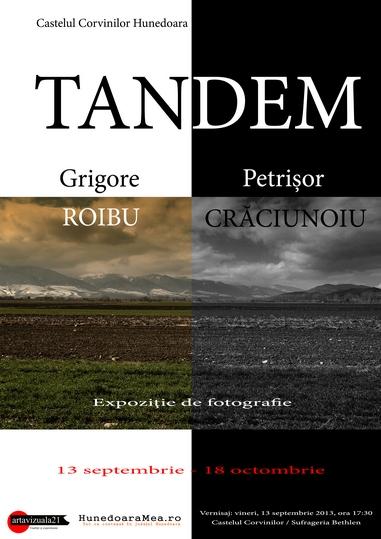 Tandem - Castelul Corvinilor - AfisW