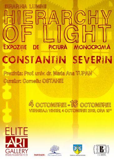 Afisul Constantin Severin 4