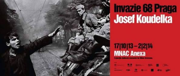 Josef Koudelka – Invazie 68 Praga