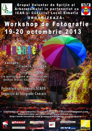 Nuante - Workshop de fotografie