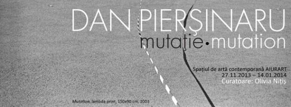 Dan Piersinaru - Mutatie