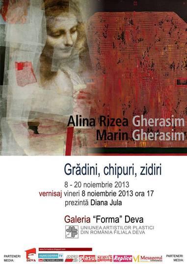 Marin Gherasim - Alina Rizea Gherasim