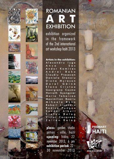 Romanian art expo